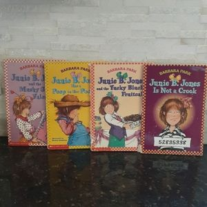 Junie B. Jones - 4 Books
